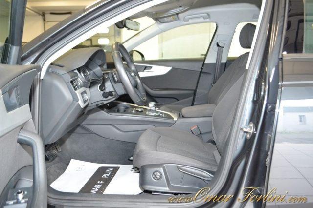 "AUDI A4 AVANT 2.0 TDI 150CV S.TR.BUSINESS NAVI LED 16""FULL Immagine 4"
