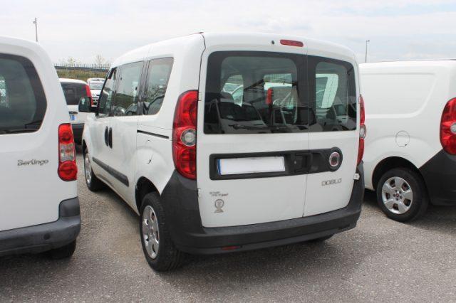 FIAT DOBLO'  1.6 MTJ 105cv 5 POSTI N1 Immagine 3