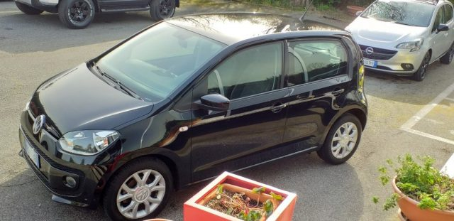 VOLKSWAGEN up! Nero metallizzato