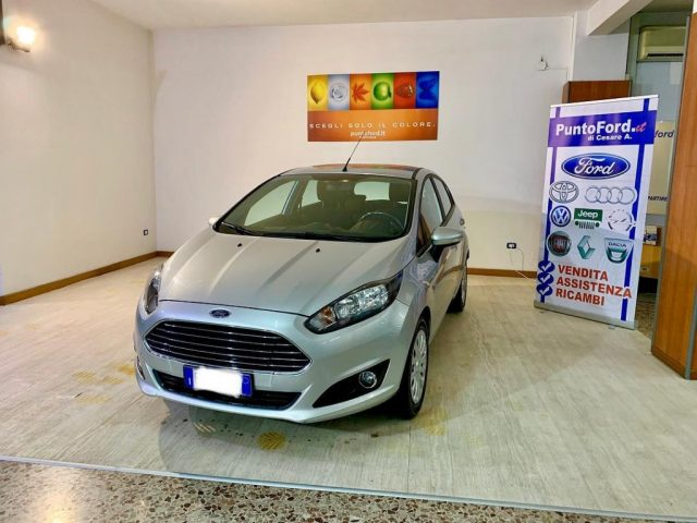 FORD Fiesta Antracite pastello
