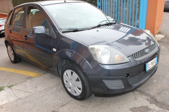 FORD Fiesta Antracite metallizzato
