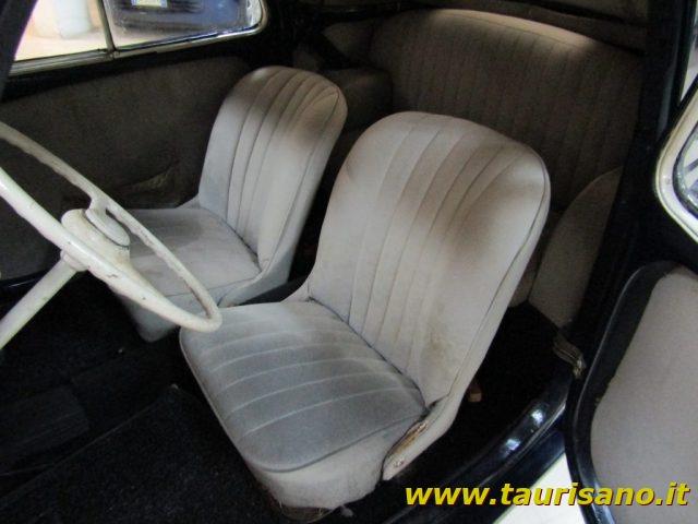 FIAT 500 C TOPOLINO Immagine 4