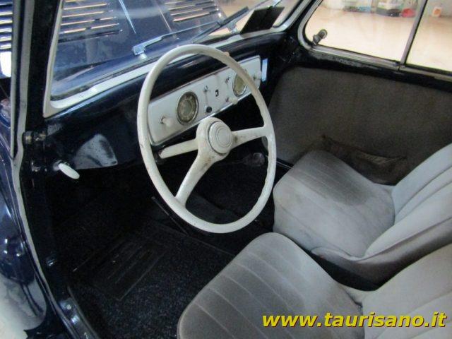 FIAT 500 C TOPOLINO Immagine 3