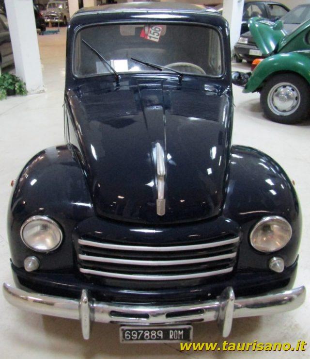 FIAT 500 C TOPOLINO Immagine 1