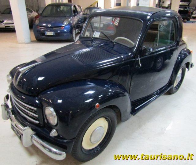 FIAT 500 C TOPOLINO Immagine 0