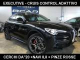 "ALFA ROMEO Stelvio 2.2 Turbodiesel 210 CV AT8 Q4 Executive +Cerchi""20"