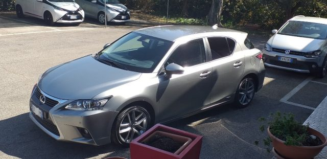LEXUS CT 200h Antracite metallizzato