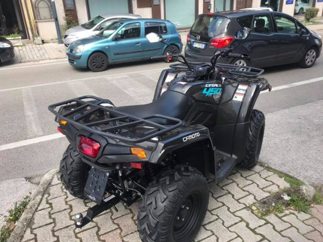 OTHERS-ANDERE OTHERS-ANDERE CFMOTO FORCE 450 4X4 Immagine 3