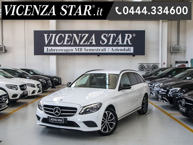 MERCEDES-BENZ C 220 d S.W. 4Matic AUTOMATIC SPORT RESTYLING Immagine 0