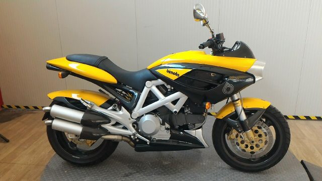 BIMOTA Mantra 900 Yellow pastel
