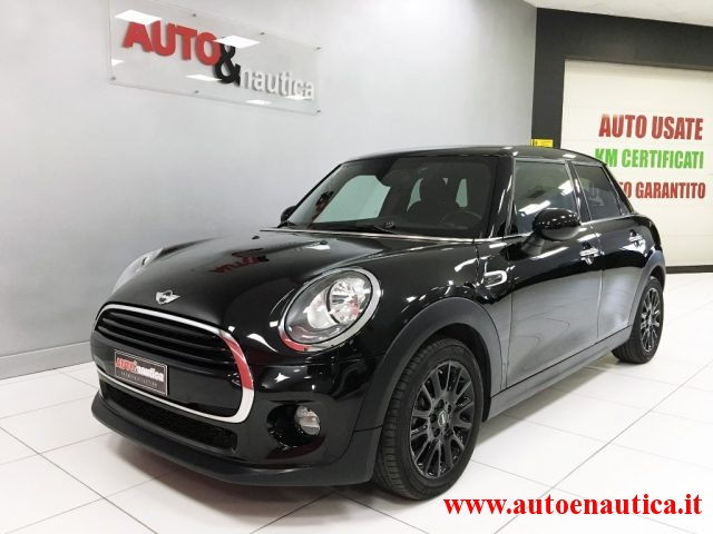 MINI Cooper D Nero metallizzato