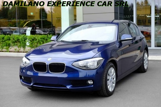 BMW 118 d 5p. xdrive UNIQUE