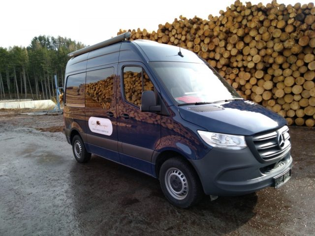 MERCEDES-BENZ  CARGO CAMPER CITY SPRINTER Immagine 0