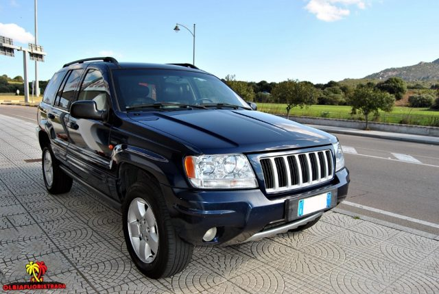 JEEP Grand Cherokee Blu metallizzato