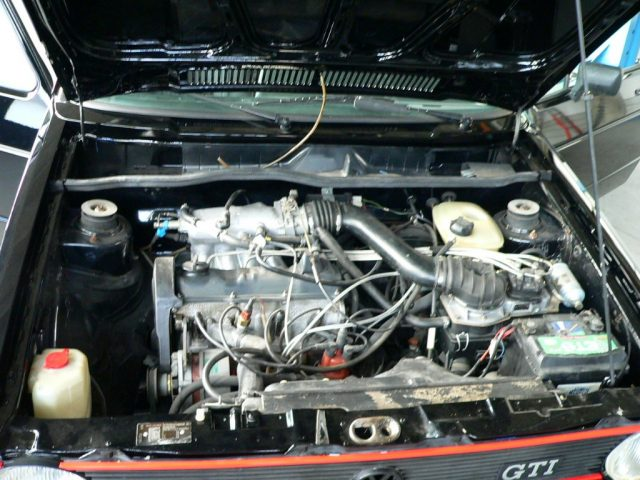 VOLKSWAGEN Golf 1600 3 porte GTI   ASI TARGA ORO Immagine 3
