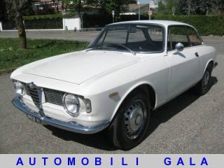 """ALFA ROMEO GT GIULIA SPRINT 1600 """" RESTAURATA """" TARGHE NERE"""