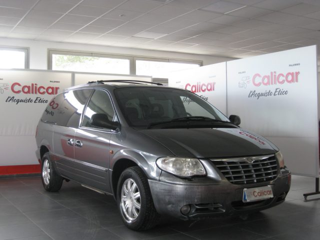 CHRYSLER Grand Voyager 2.8 CRD cat Limited Auto Immagine 2