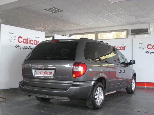 CHRYSLER Grand Voyager 2.8 CRD cat Limited Auto Immagine 3