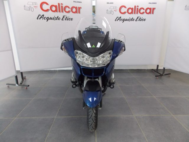 BMW R 1200 RT Blu pastello