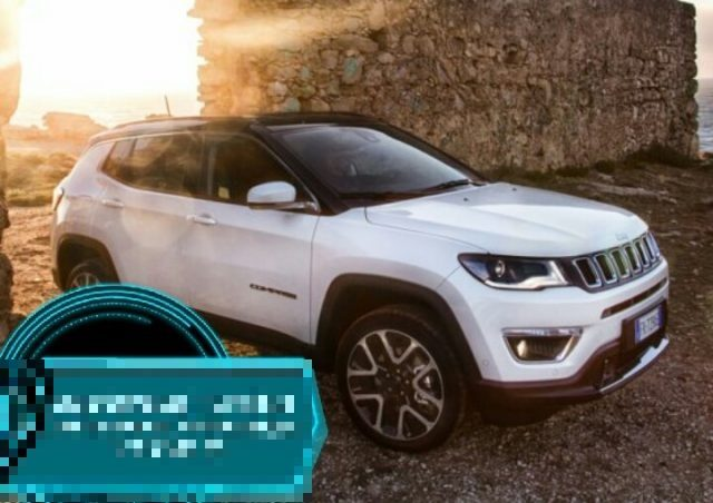 JEEP Compass Antracite pastello