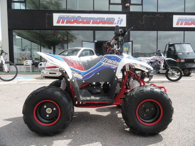 OTHERS-ANDERE OTHERS-ANDERE NCX TRACKER 125 R 7 SUPER WELL Immagine 0