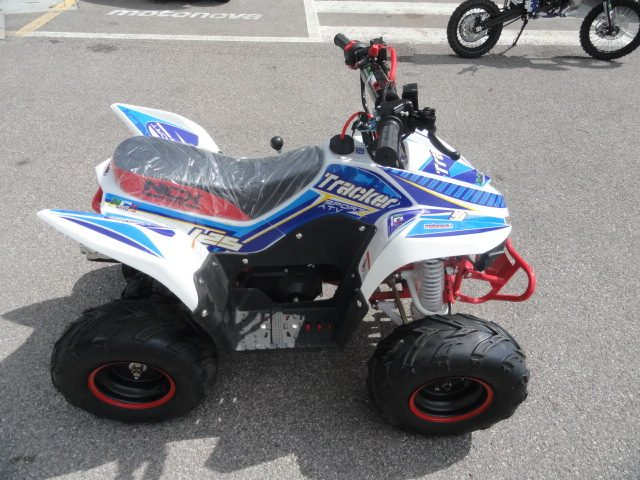 OTHERS-ANDERE OTHERS-ANDERE NCX TRACKER 125 R 7 SUPER WELL Immagine 1