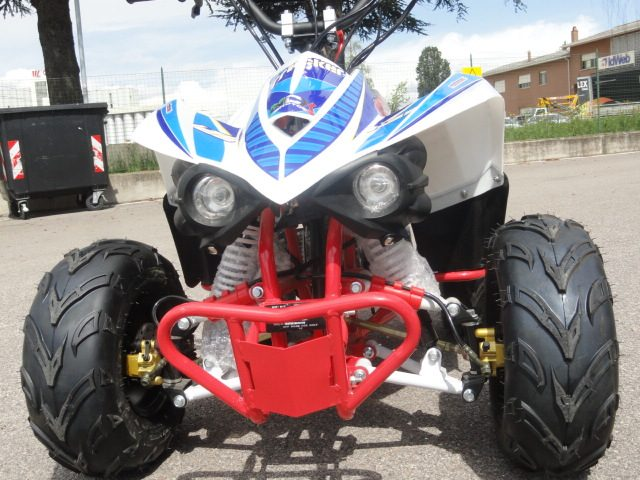 OTHERS-ANDERE OTHERS-ANDERE NCX TRACKER 125 R 7 SUPER WELL Immagine 3