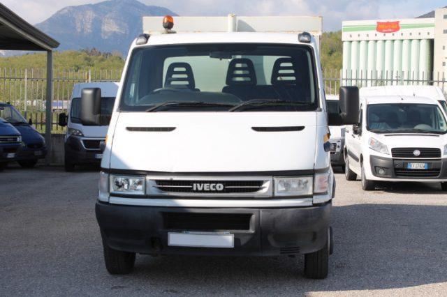 IVECO DAILY  50C14 Cassa rifiuti ribaltabile Immagine 1
