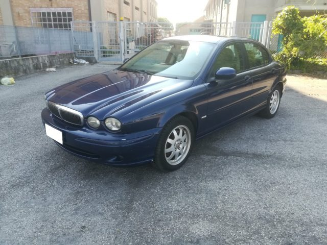 JAGUAR X-Type Blu metallizzato