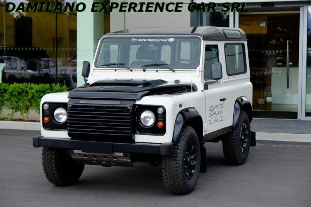 LAND ROVER Defender 90 2.4 TD4 Station Wagon - AUTOVETTURA