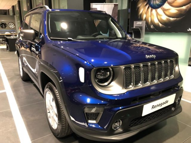JEEP Renegade 1.0 T3 Limited my 21 Immagine 3
