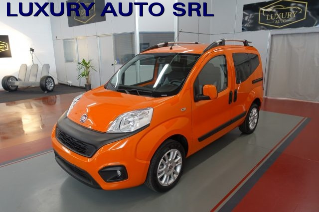 FIAT Qubo Orange pastello