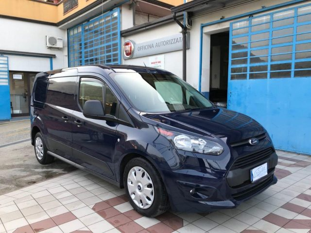 FORD Transit Connect Blue pastel