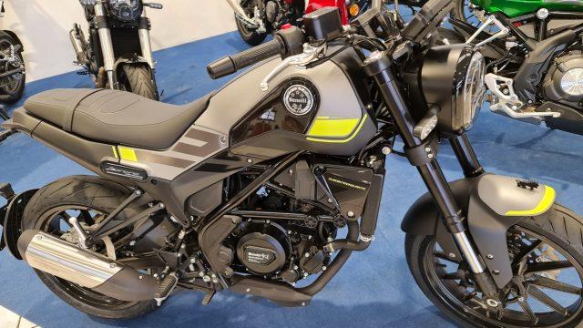 BENELLI Leoncino 250 - ABS Immagine 4