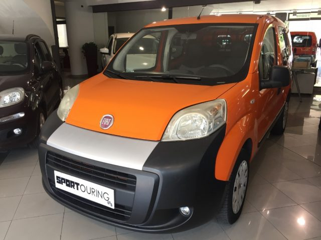 FIAT Fiorino Orange pastello