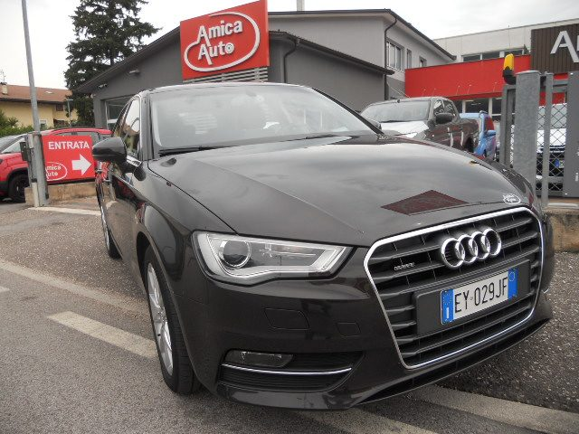 AUDI A3 Marrone metallizzato