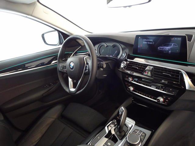 BMW 520 d Touring Sportline gancio traino + telecamera Immagine 3
