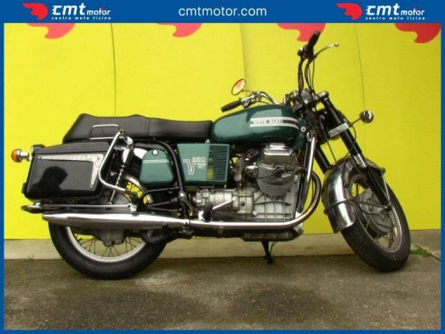 MOTO GUZZI V7 GT 850 Finanziabile - verde - 74668 Immagine 0