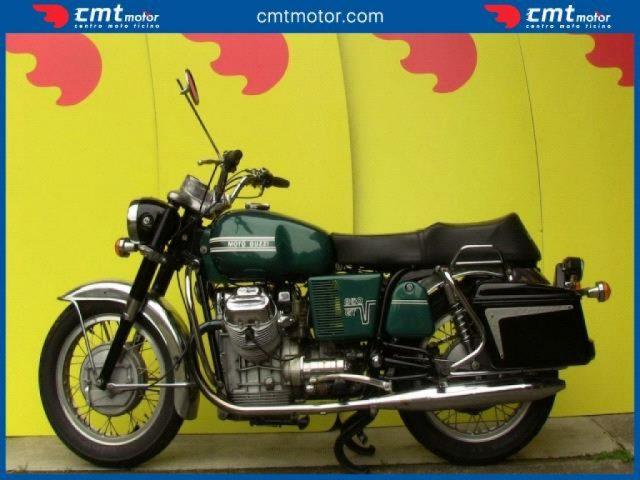 MOTO GUZZI V7 GT 850 Finanziabile - verde - 74668 Immagine 2