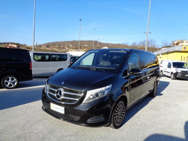 MERCEDES-BENZ V 250 d Automatic Premium Extralong Immagine 0