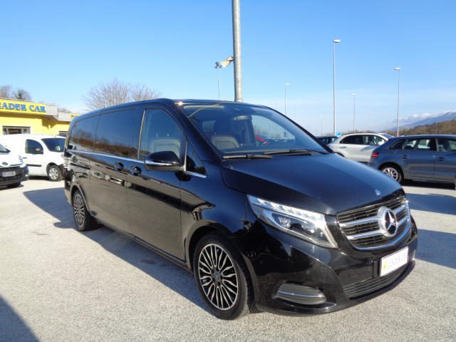 MERCEDES-BENZ V 250 d Automatic Premium Extralong Immagine 1
