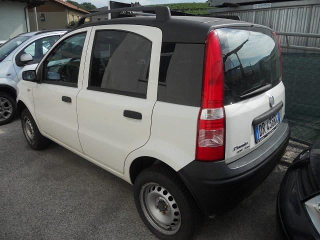 FIAT Panda 1.3 MJT 4x4 Van Active 2 posti Immagine 2