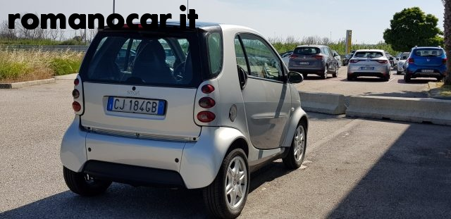 SMART ForTwo 700 45 kW   coupé passion   motore nuovo! Immagine 4