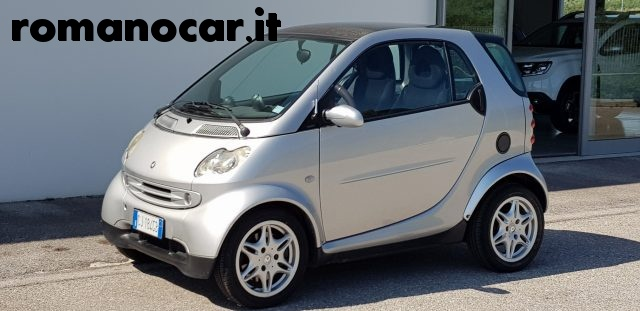 SMART ForTwo 700 45 kW   coupé passion   motore nuovo! Immagine 0