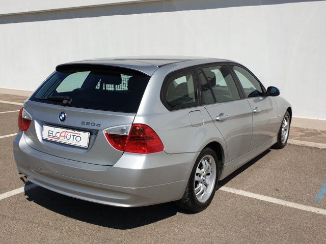 BMW 320 d cat Touring Eletta Immagine 4