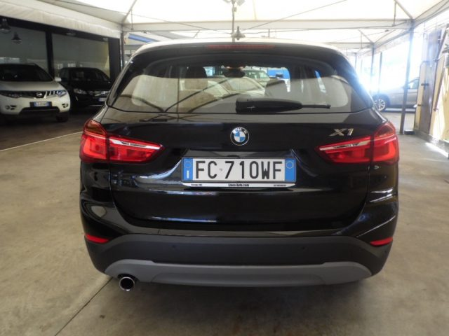 BMW X1 sDrive18d ADVANTAGE+ BUSINNES Immagine 2