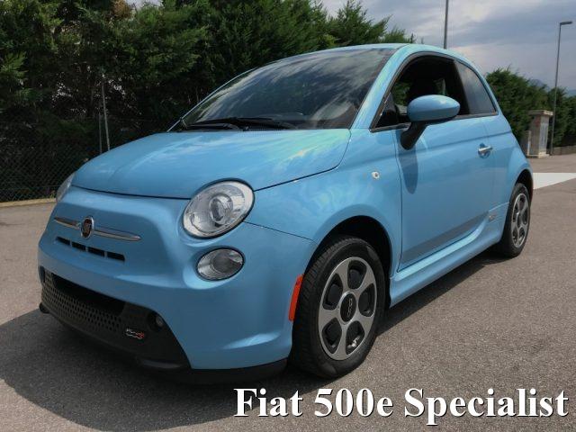 FIAT 500e FIAT 500 ELETTRICA ABARTH BONUS RITIRO USATO Immagine 0