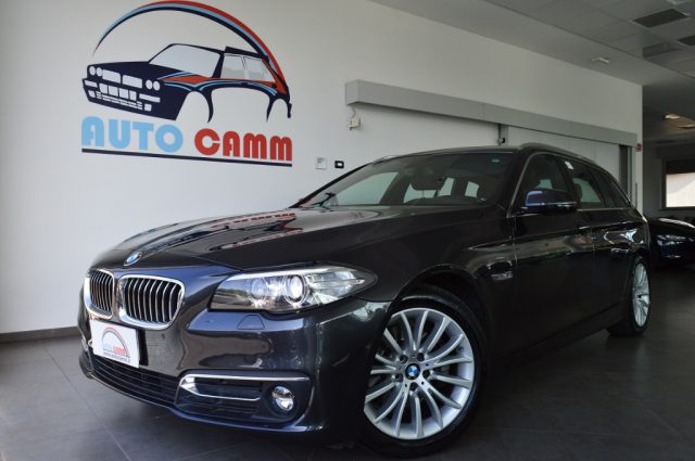 BMW 520 Antracite metallizzato