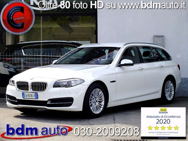 BMW 518 d Touring Business *AUTOMATICA*NAVI*LED* Immagine 0
