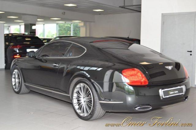 BENTLEY Continental GT SPEED MULLINER CARBOCERAMICI SOSP.ATT.KM70.000! Immagine 2